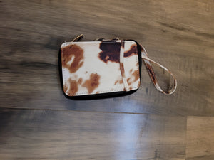 Till The Cows Come Home Wristlet