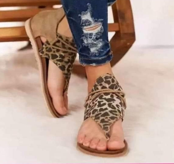 Leopard Love Sandle