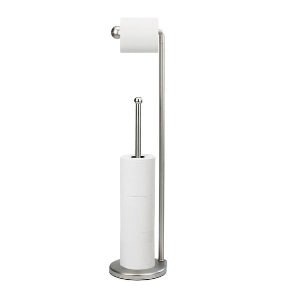 Teardrop Toilet Paper Stand with Reserve
