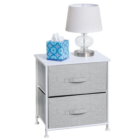 Aldo 2 Drawer Storage Unit