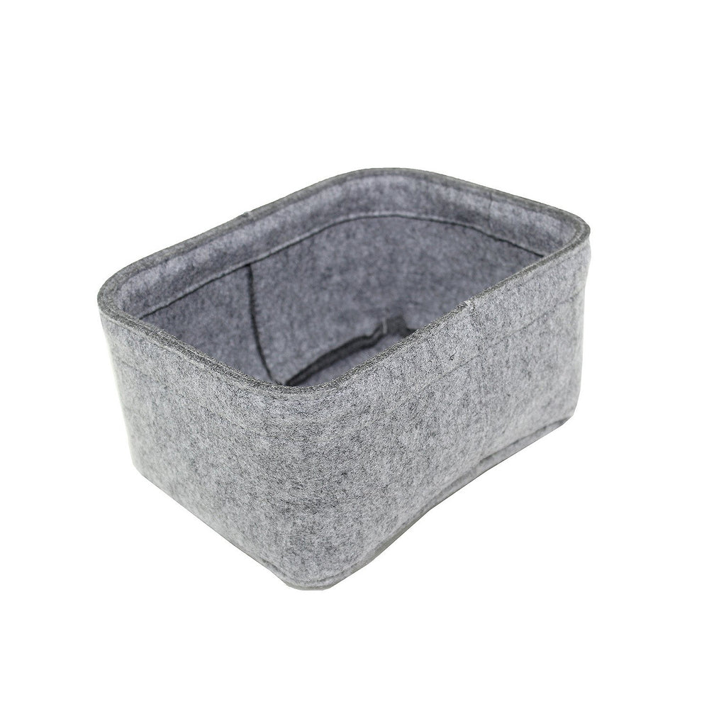 Athena Felt Rectangular Basket