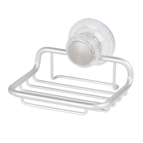 Metro Aluminum Turn-N-Lock Soap Dish