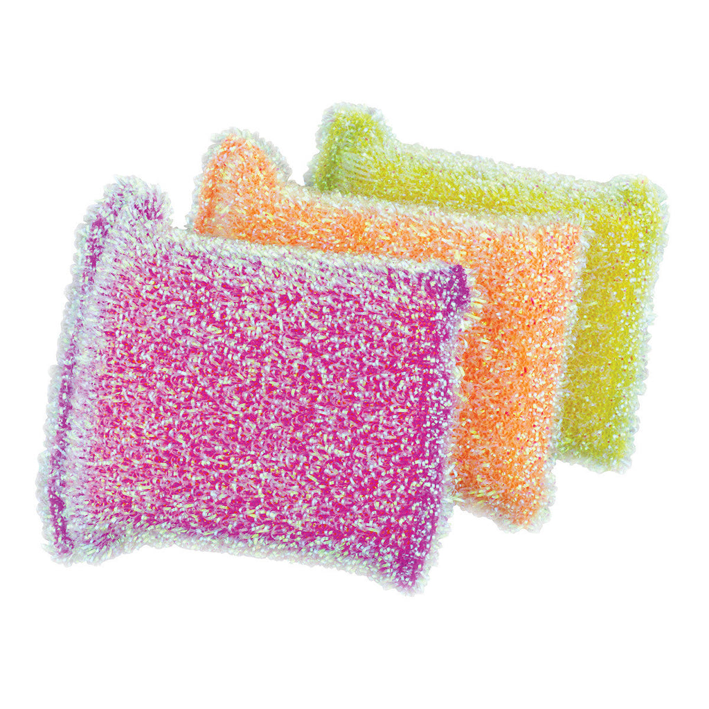 Sparkle Scrub Sponges | Set of 2