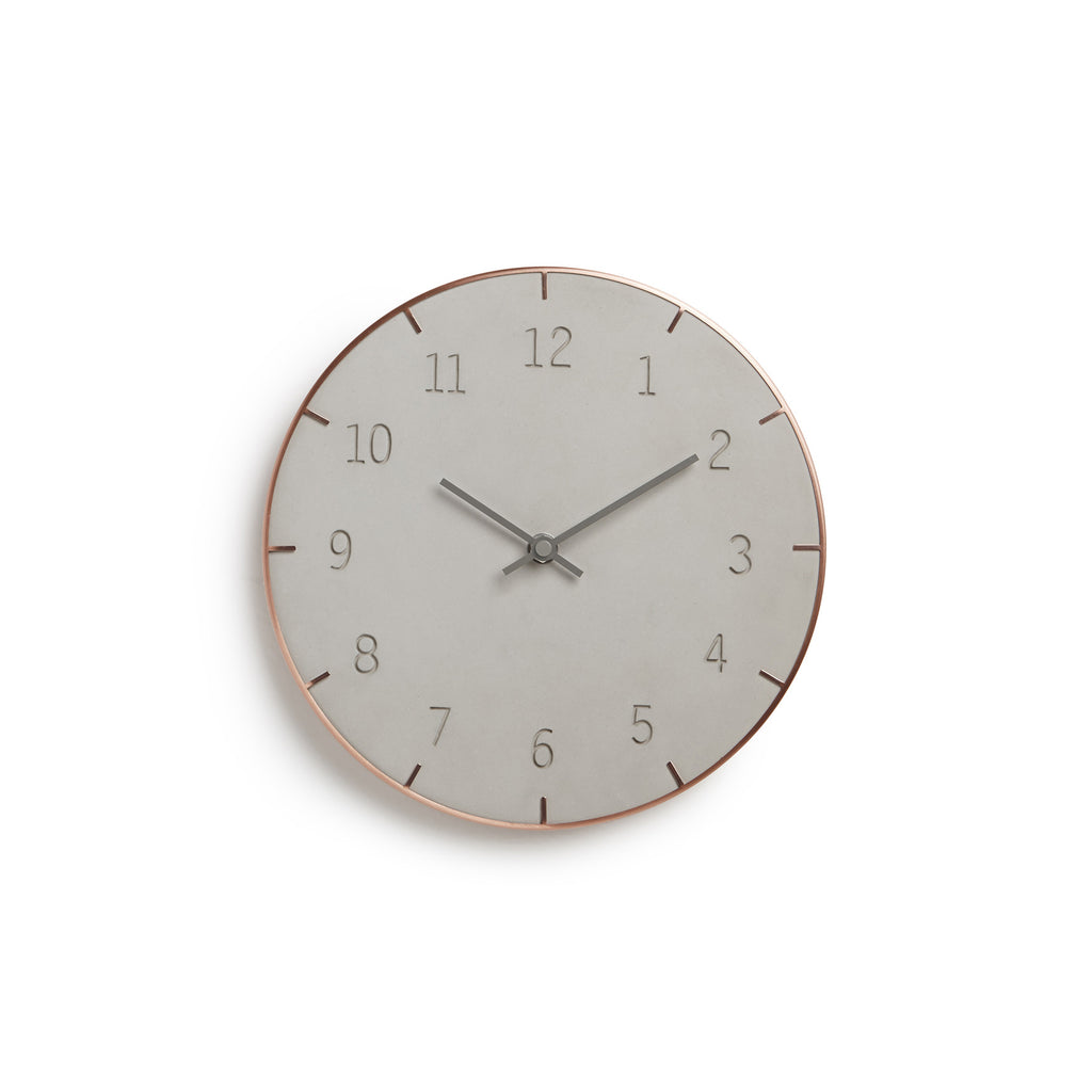 Piatto Clock