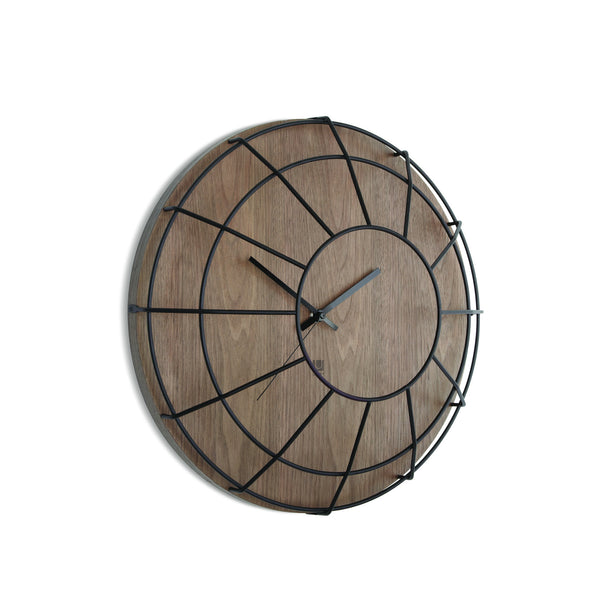 Cage Wall Clock - Discontinued