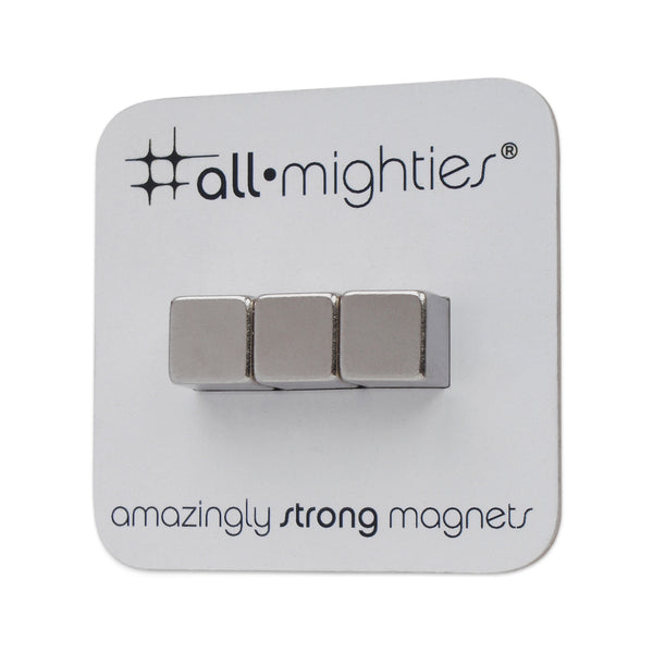 All-Mighties Rare Earth Magnets | 3 pack