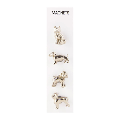Cast Animal Magnets