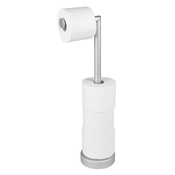 Metro Ultra Toilet Paper Holder Plus Silver