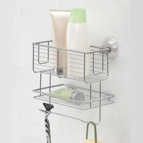 Classico Suction 2 Tier Combo Basket