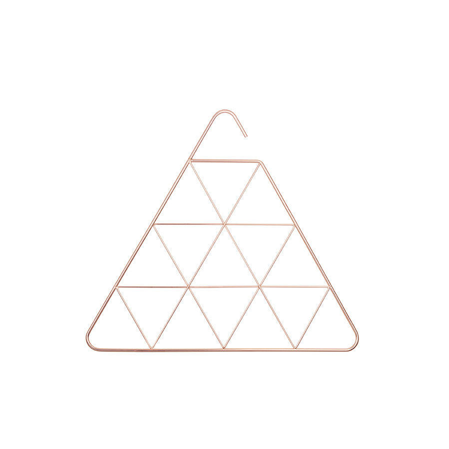 Pendant Scarf Holder | Triangle