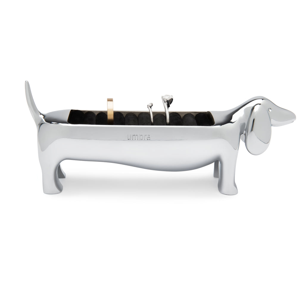 Dachsie Ring Holder