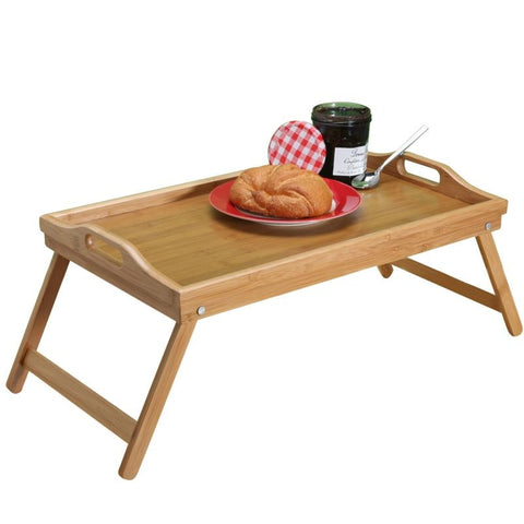Bamboo Breakfast Tray