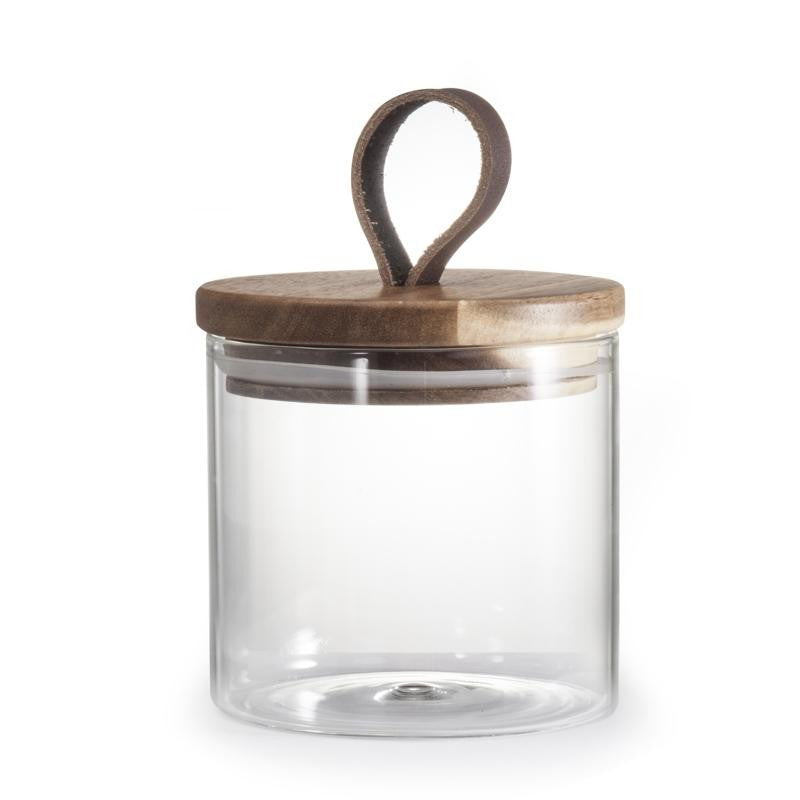 ACACIA Glass Storage Canister