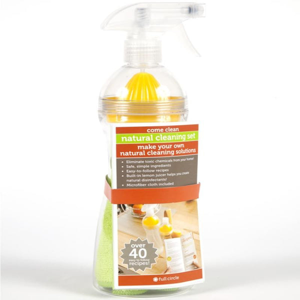 COME CLEAN Natural Cleaning Bottle