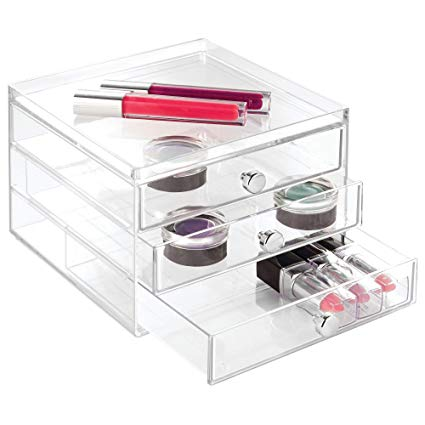 Clarity 3 Drawer Slim