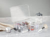 Clarity Lipstick & Cosmetic Box