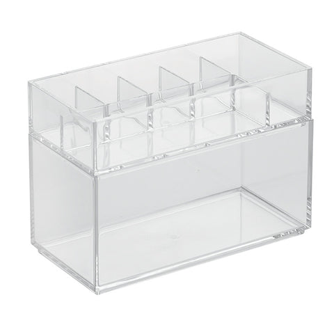 Clarity Rectangular Stacker Set