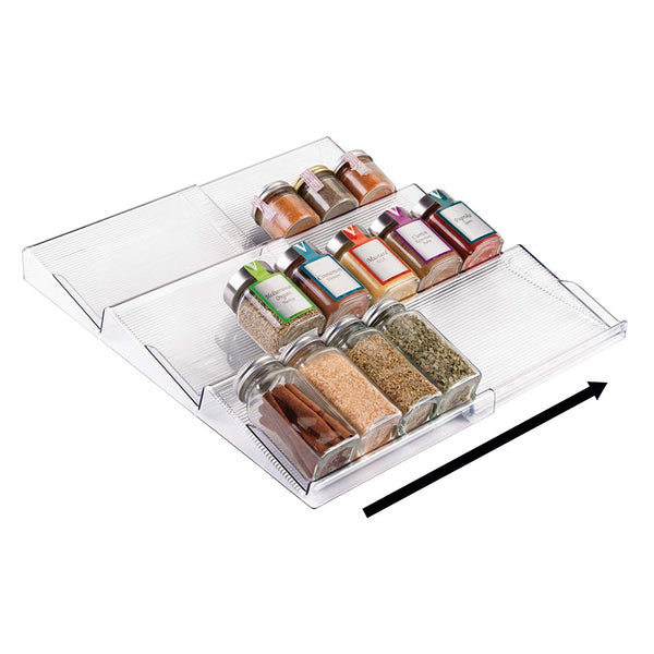 Linus In-Drawer Expandable Spice Rack