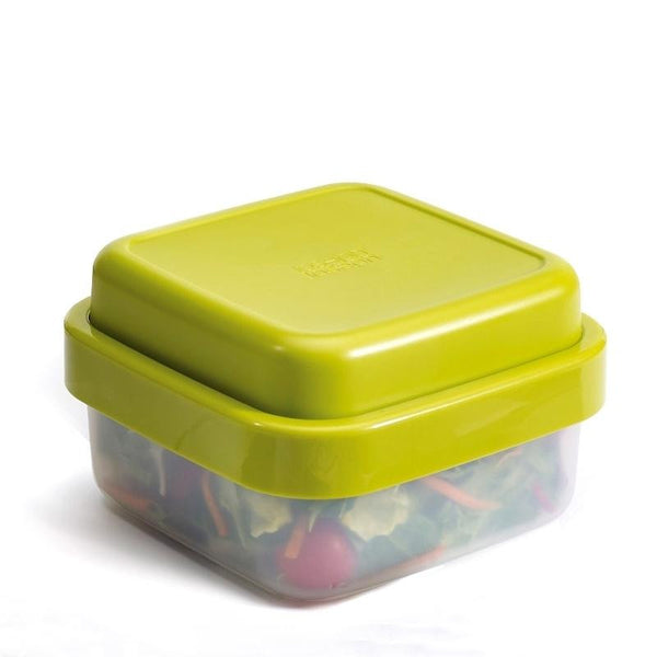 GoEat Space Saving Salad Box