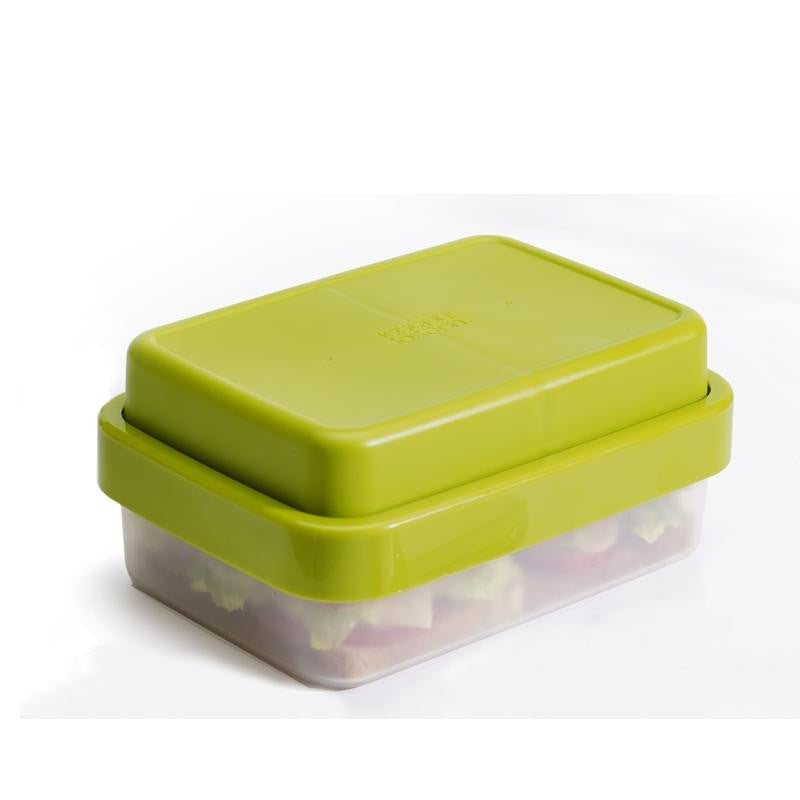 GoEat space saving Lunch Box