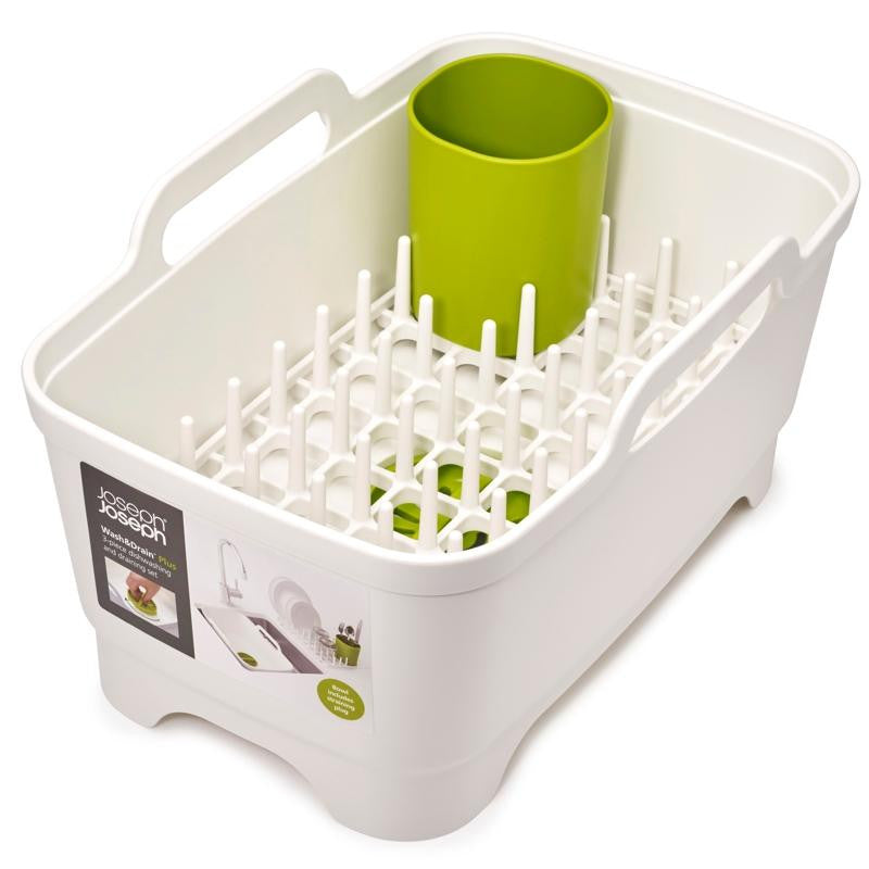 Wash&Drain™ Plus Dish Washing Set