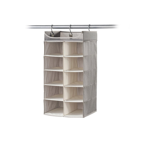 2X5 Hanging Shelf with Top