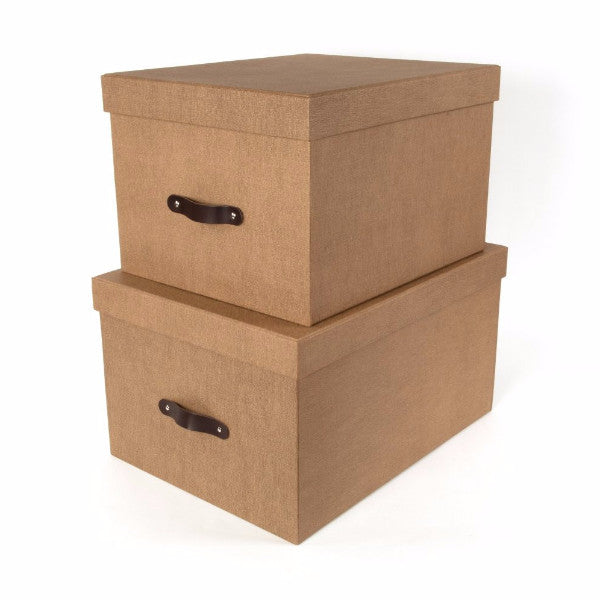 TORE Canvas Storage Box