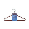 PVC Coated Hanger (4 pack)
