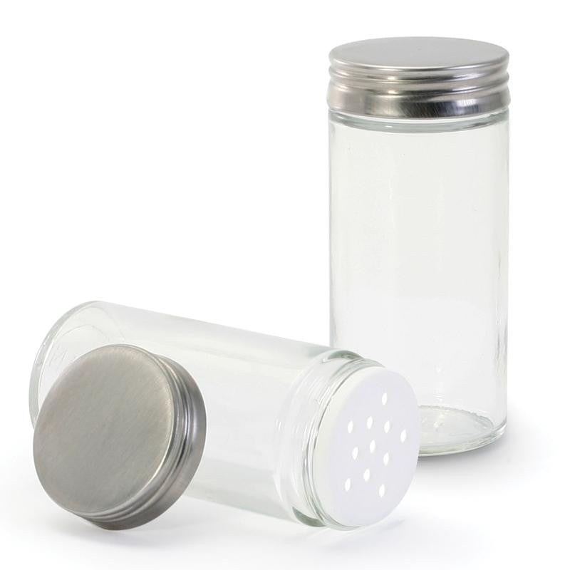 Spice Bottle with stainless steel lid