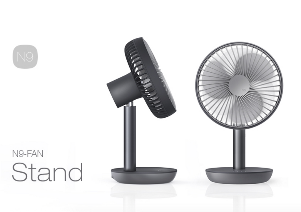 Desktop USB Fan