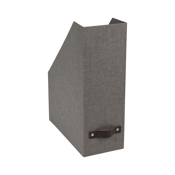 ESTELLE Canvas Magazine Holder