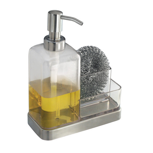 Forma 2 Soap + Sponge Caddy
