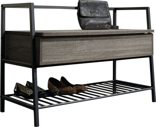 MDF Loft Bench with Storage
