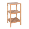 Square Bamboo Shelves