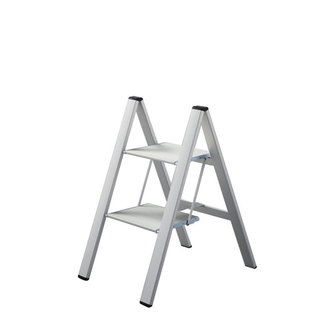 Slim Step 2-Step Ladder