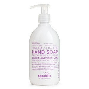Hand Soap | Sweet Lavender + Lime
