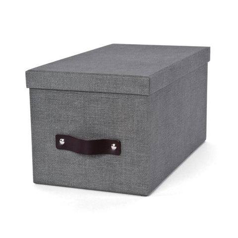 SILVIA Canvas Media Box