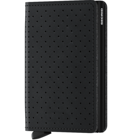 Slimwallet Perforated