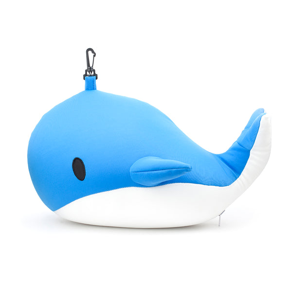 Zip & Flip Pillow Whale