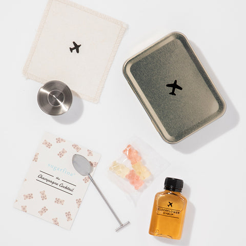 The Carry On Cocktail Kit | Sugarfina