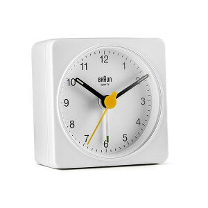 Travel Analogue Alarm Clock