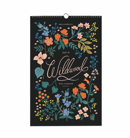 2019 Wildwood Wall Calendar