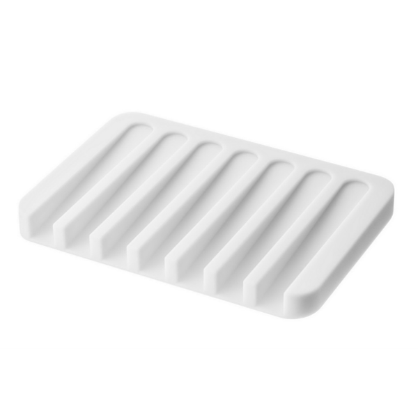 FLOW Silicone Soap Tray
