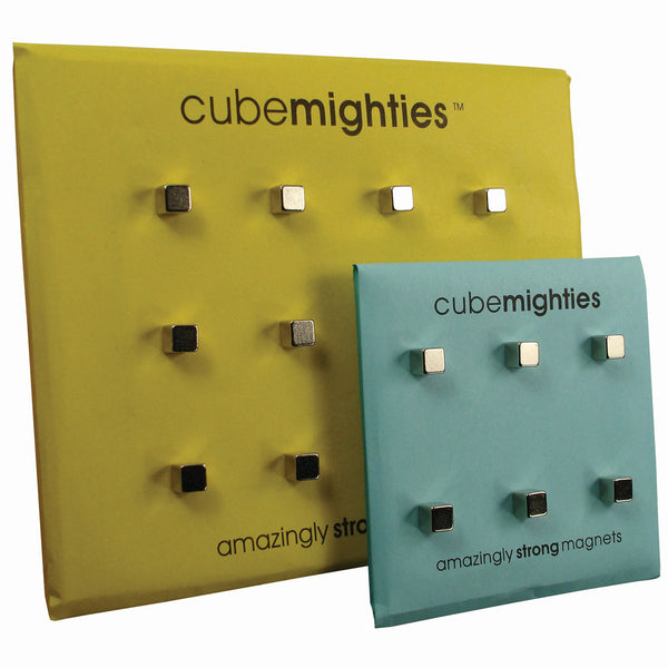 Cube Mighties Rare Earth Magnets