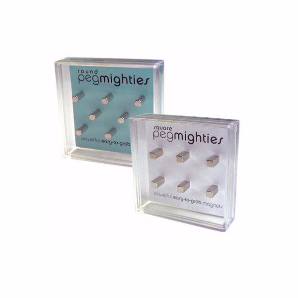 Peg Mighties Rare Earth Magnets