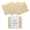 Raw Kitchen & Bath Natural Loofah Scrubber (Set of 3)