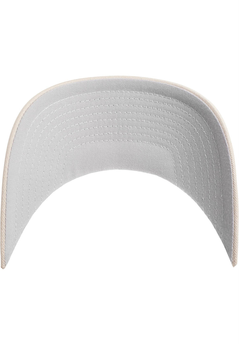 Flexfit cap Wooly Combed stone