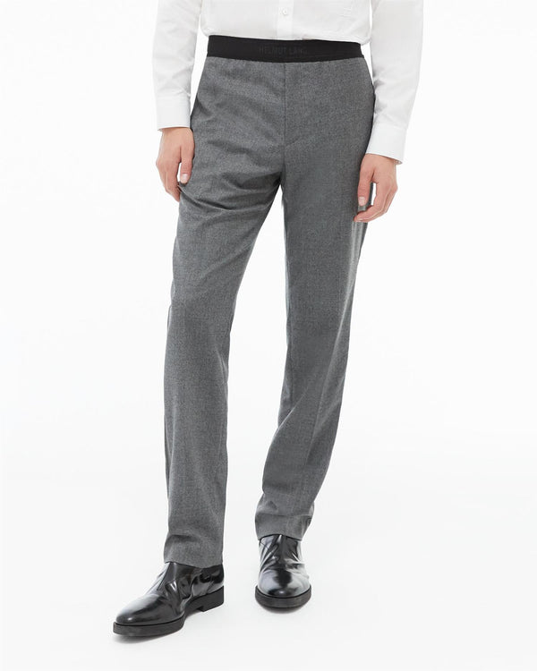 Helmut Lang Band Pull On Pant grey