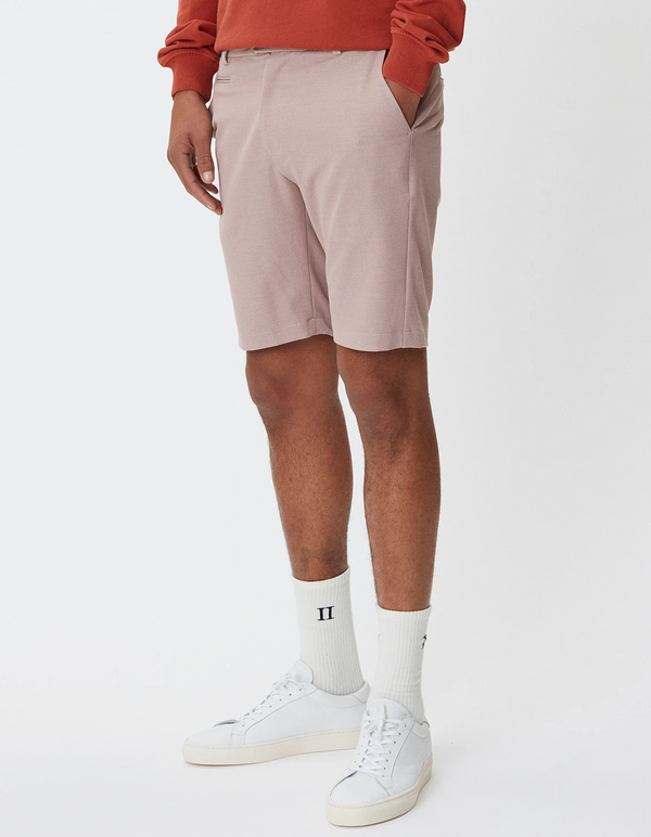 Les Deux shorts Como light  dus rosa