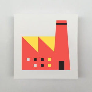 Tiny Houses #022 Giclée
